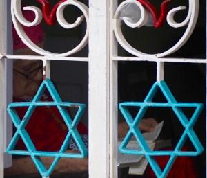 Sarah Cohen, Jew Town, Kochi, India