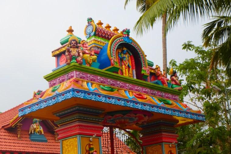 Hindu Temple Kerala