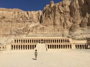 Temple of Hatshepsut, Luxor