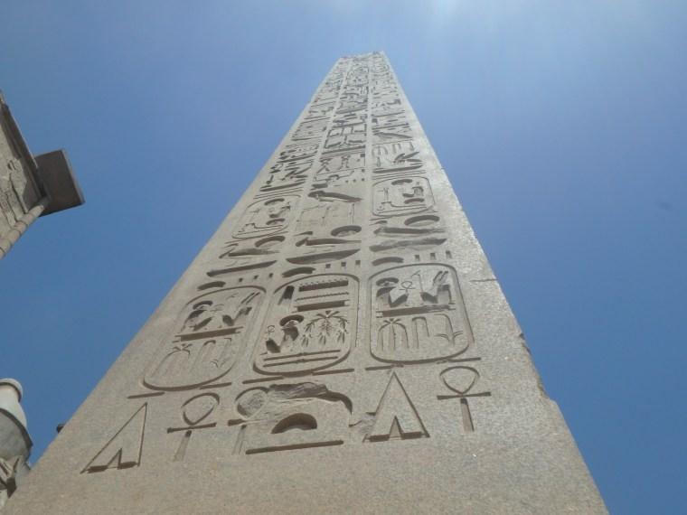 Obelisk, Karnak Temple, Luxor