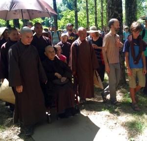 Thich Nhat Hanh, Plum Village