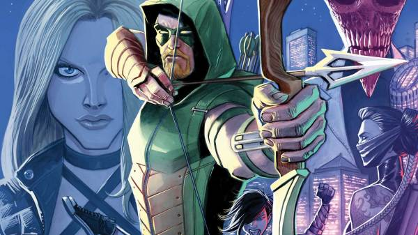 4LN Review: Green Arrow #1 – 4LN – Four Letter Nerd