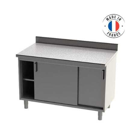 meubles bas portes coulissantes longueur 1350 mm