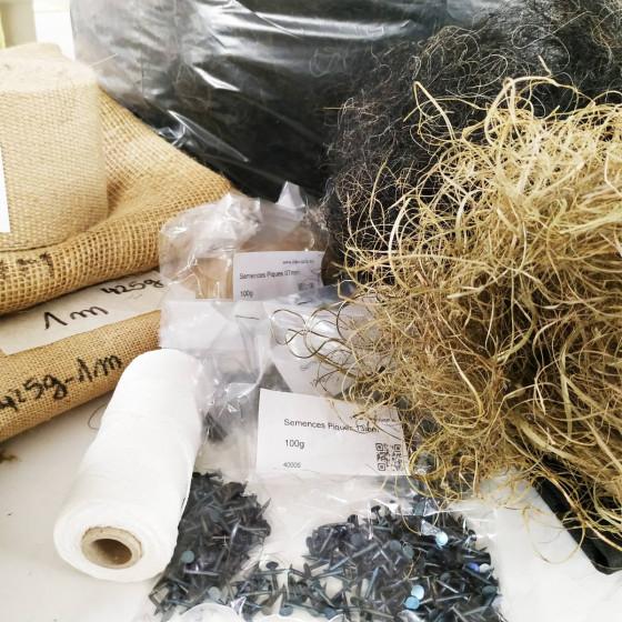 kits confection materiel de