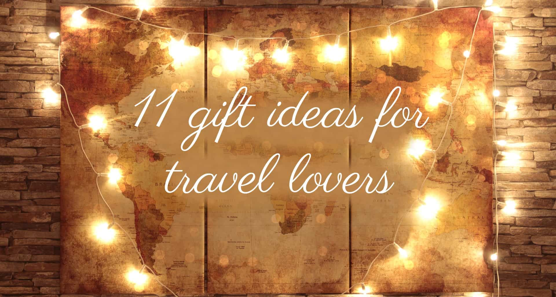 ✈ Gift ideas for travelers and adventurous souls ✓ best travelers gift