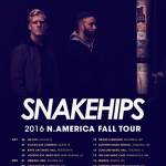 snakehips north american fall tour