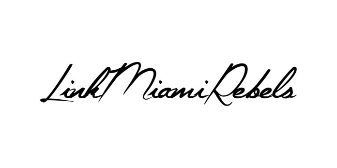 LinkMiamiRebels logo