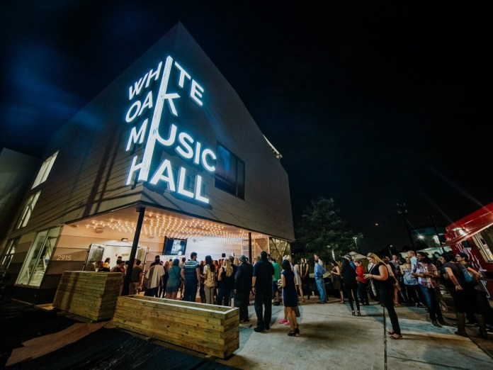White Oak Music Hall