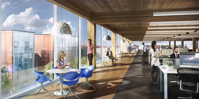 Universal Music Canada new HQ renderings