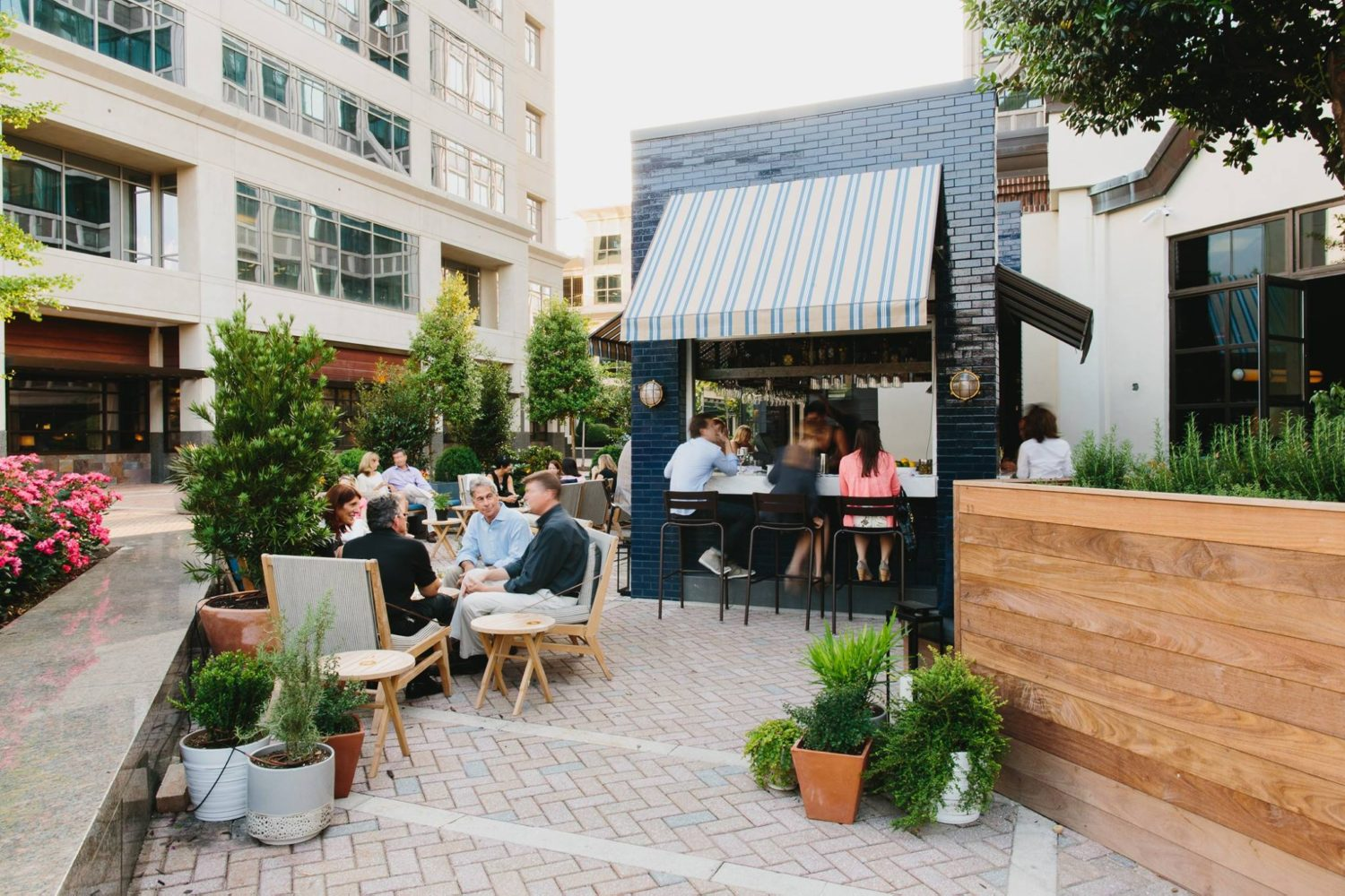 Atlanta's best outdoor bars for weekend cocktails or after ... on Best Backyard Bars  id=57920