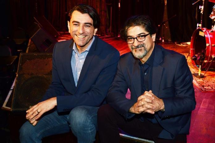 Mehmet Dede and Serdar Ilhan of Drom
