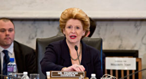 incumbent Michigan Senator Debbie Stabenow
