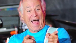 The bringer of doom himself, Jimmy Buffett.