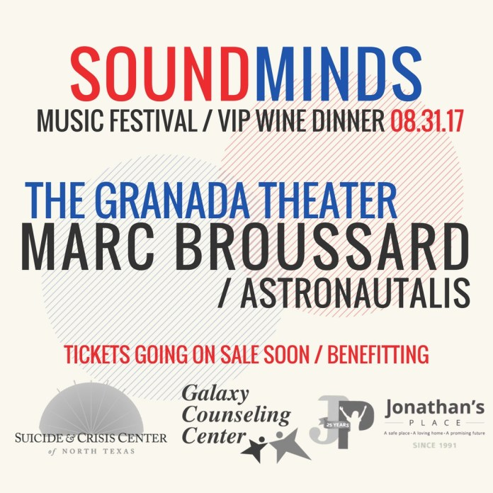 SoundMinds poster