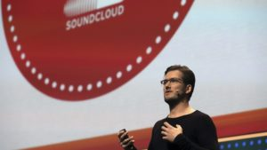 embattled SoundCloud CEO Alexander Ljung