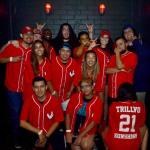 Raychel Harvey and the Trillvo team, photo by Victoria Garces