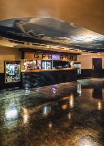 Granada Theater interior