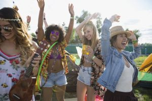 PLUR safety at music festivals