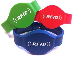 RFID wristbands music festival tech