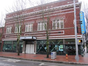 Portland music venues: Roseland Theater