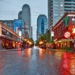 Seattle rainy