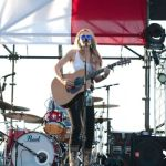 Country artist Bri Bagwell performs at Texas Music Fest