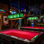 visit all the pool halls spring break
