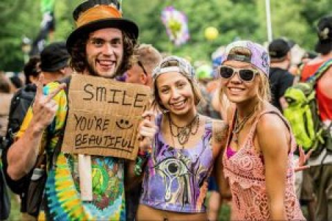 favorite music festival Electric Forest