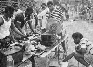 history of rap