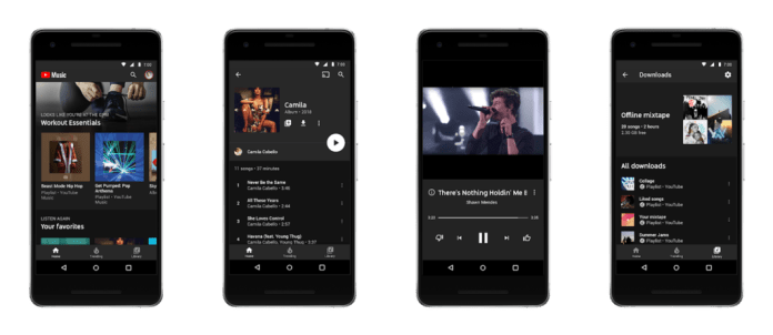 YouTube Music discounted student plan