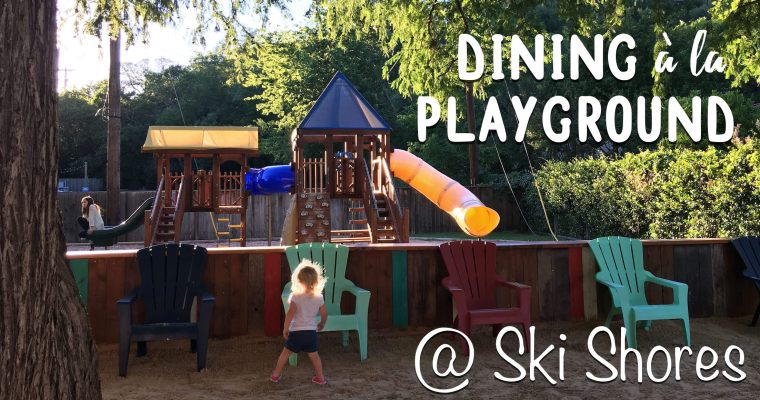 Dining À La Playground at Ski Shores Cafe