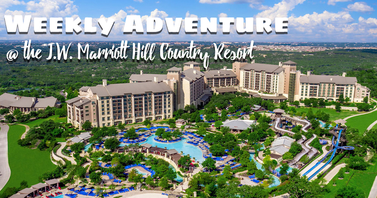 Out of Bounds at J.W. Marriott Hill Country Resort