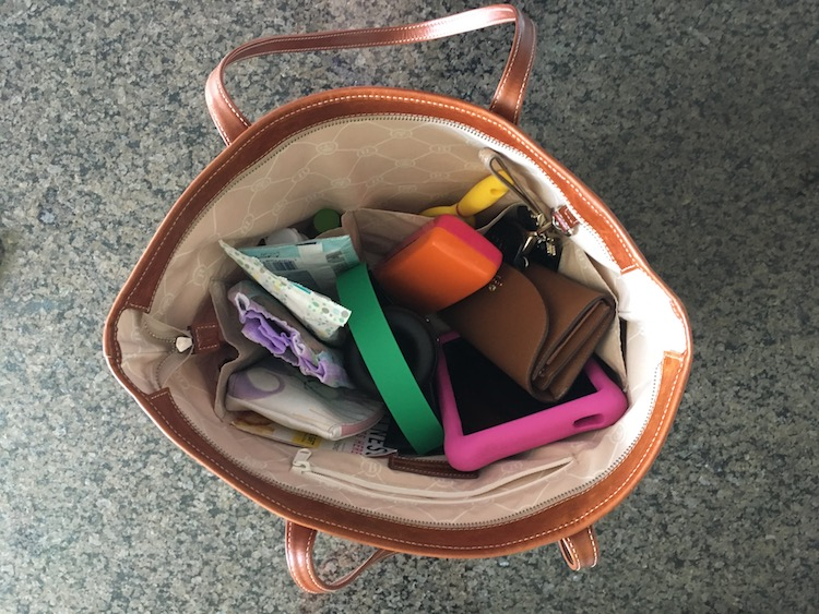 Barrington Bag Contents