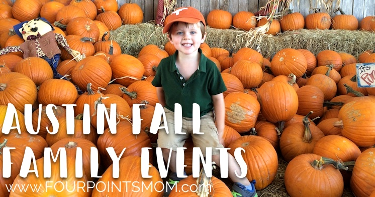 Austin Fall Family Events Calendar Update