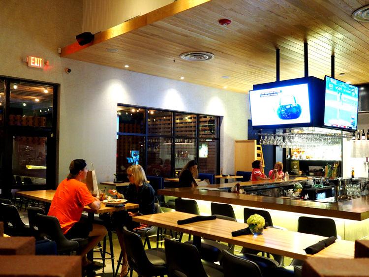 Napa Flats Bar
