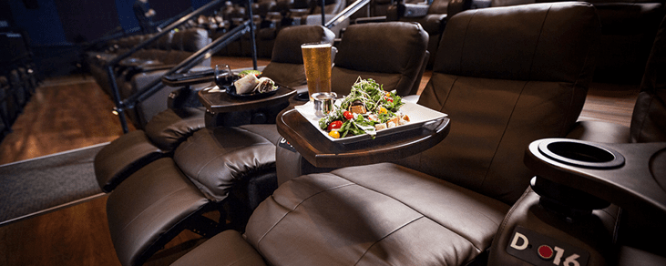 Moviehouse recliners