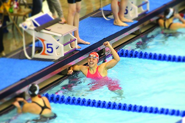 Local teen qualifies to swim at Olympic trials - Four ...