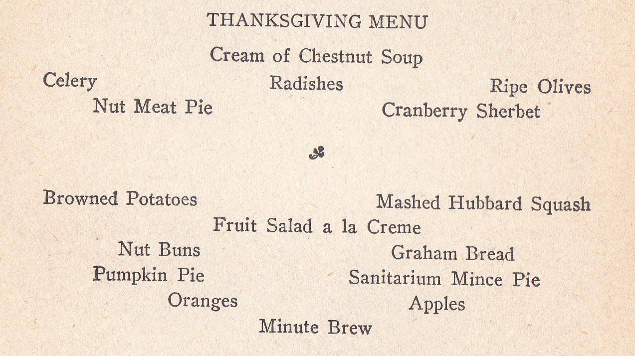 thanksgiving « Four Pounds Flour
