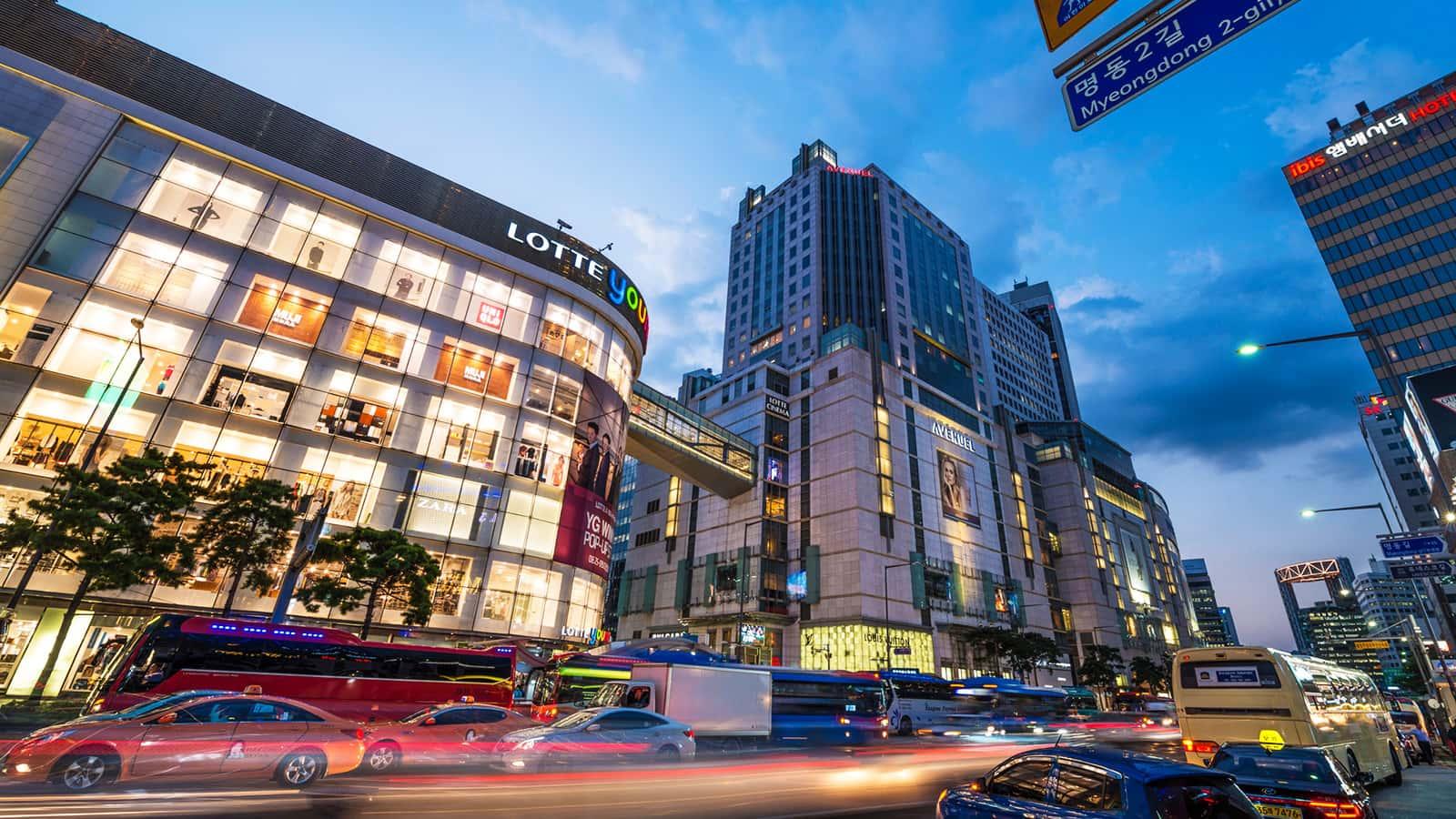 首爾五星級酒店 | 首爾四季酒店