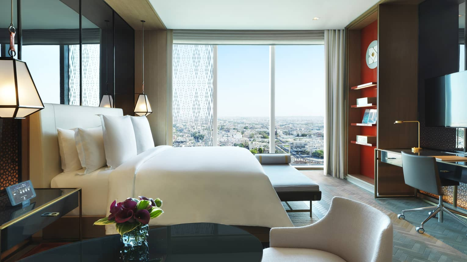 Luxury Hotel Rooms Amp Suites In Kuwait City Four Seasons