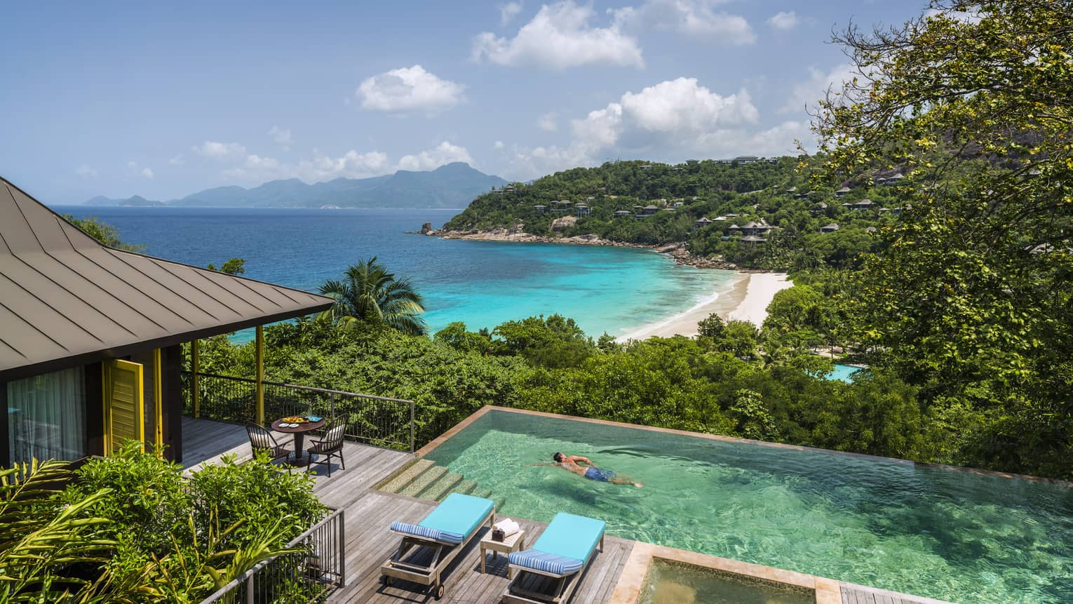 Image result for Four Seasons Resort Seychelles, Mahe Island