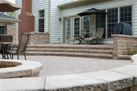 concrete paver patios maryland md
