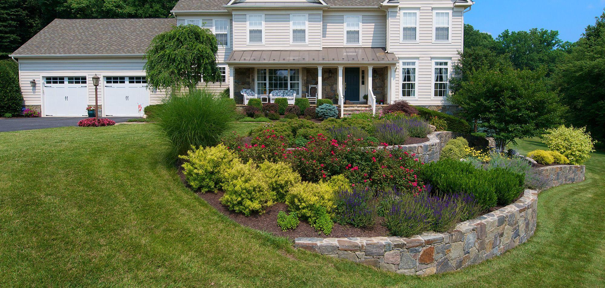 Landscape Designers Maryland Landscape Design Montgomery