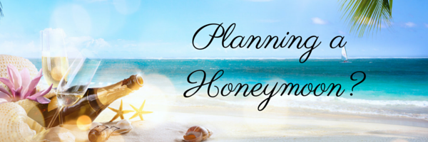 planning a honeymoon