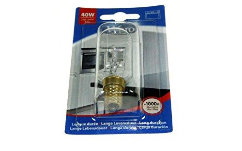 ARTHUR MARTIN ELECTROLUX – AMPOULE DE FOUR WPro 40W E14 300°C T29 – 319256007
