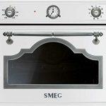 Smeg sf4750mcbs Compact Four À Micro-Ondes Four Micro-ondes Blanc elekro