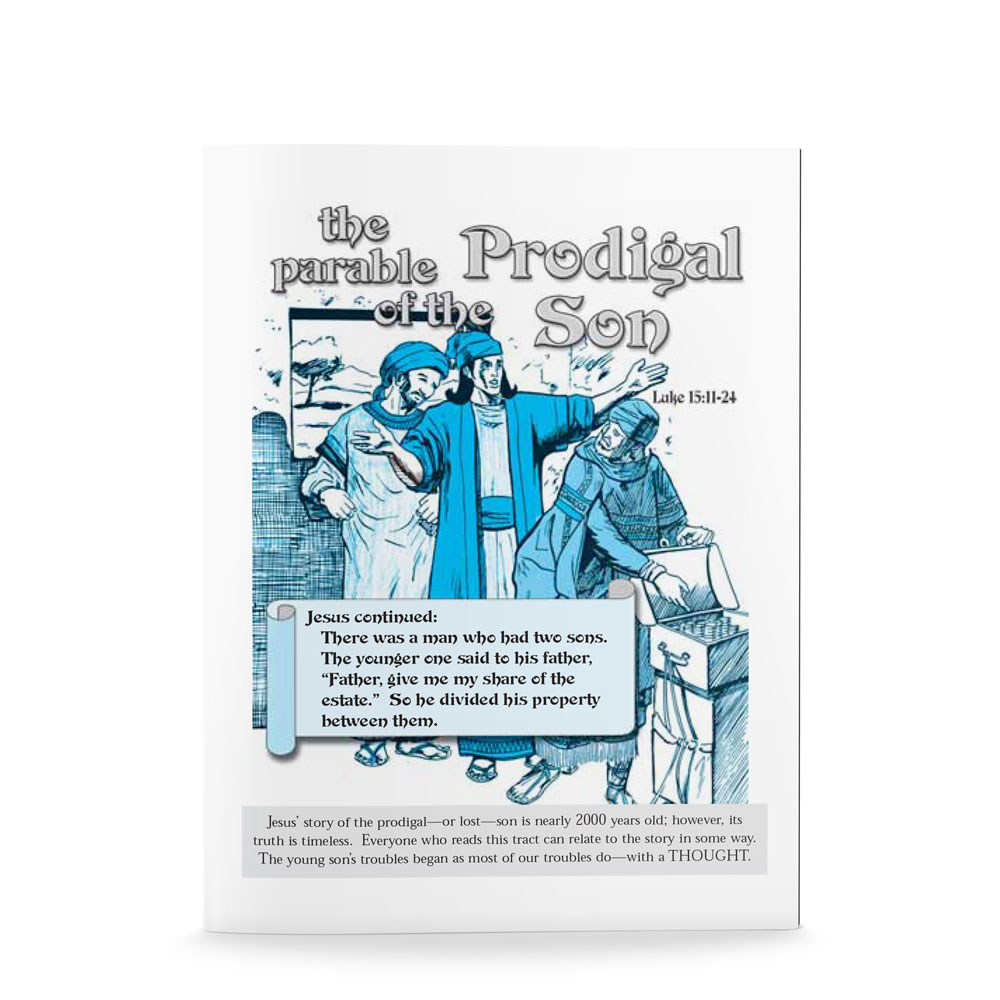 The Parable of the Prodigal Son - Foursquare Missions Press