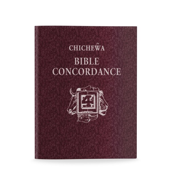 Chichewa Bible Concordance-Chichewa