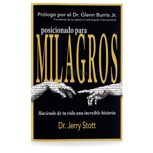 Positioned for Miracles Book-Spanish