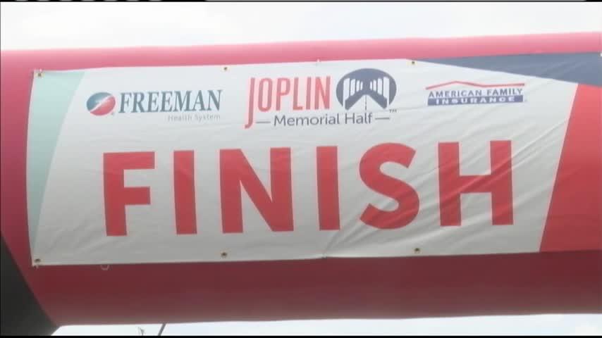 Rain has runners concerned for Joplin Memorial Marathon race_48503527